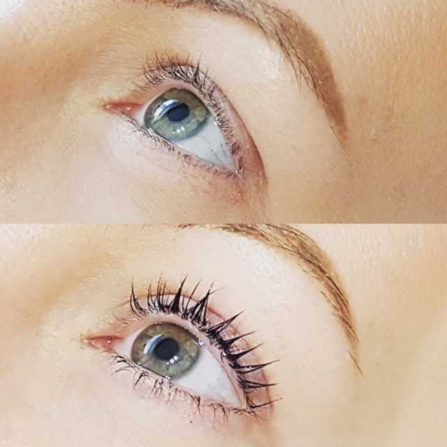 This February we launched our new treatment: McCarthy's Lash Lift & Tint.